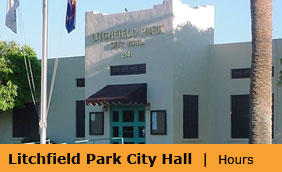 Litchfield Park City Hall Hours