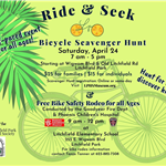 Ride and Seek - LPHS Bike Scavenger Hunt